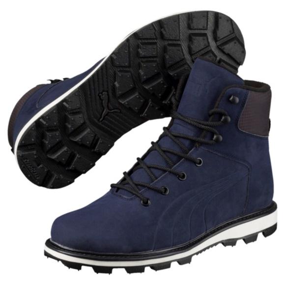 Puma Desierto Fun Winter Boots Men High